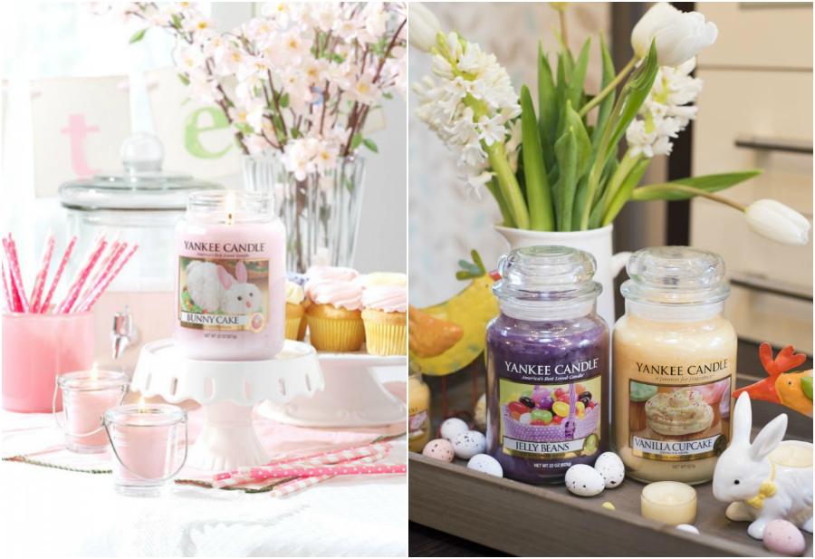 Easter Candles from Love Aroma