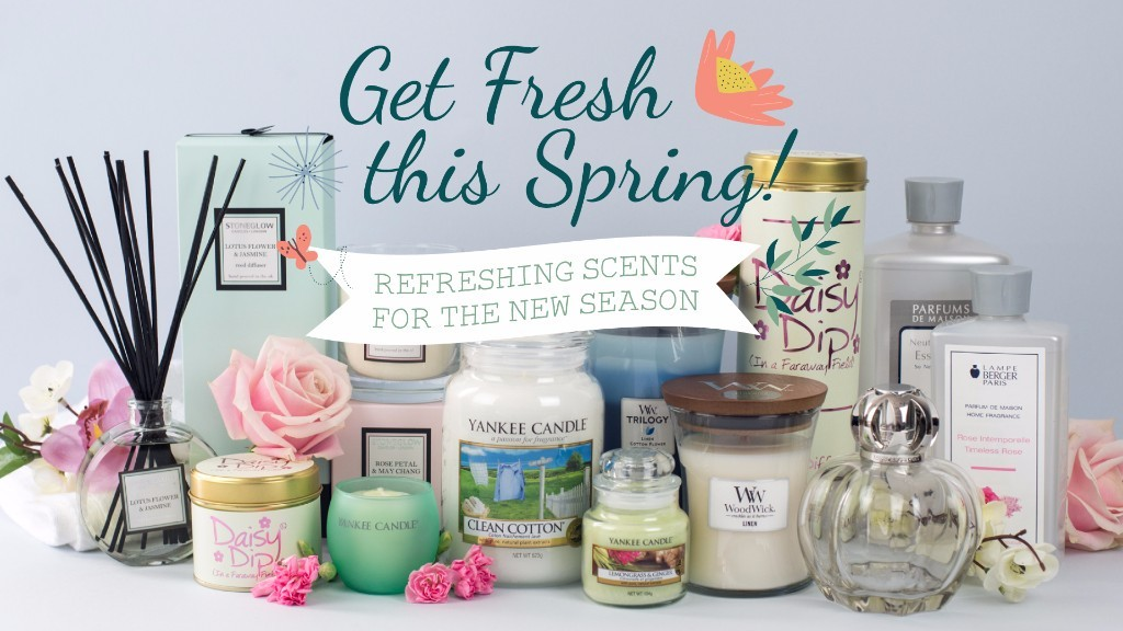 Love Aroma Spring Collection