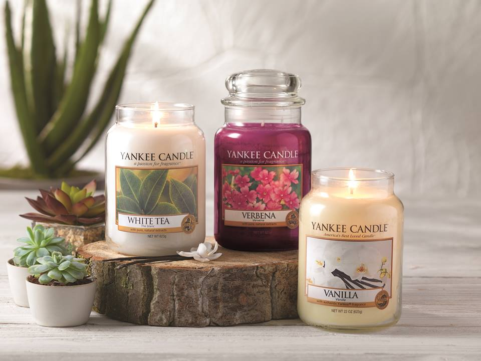 Yankee Candle Pure Essence