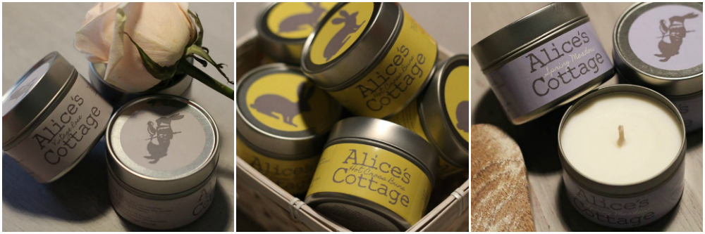 Alice's Cottage Candles