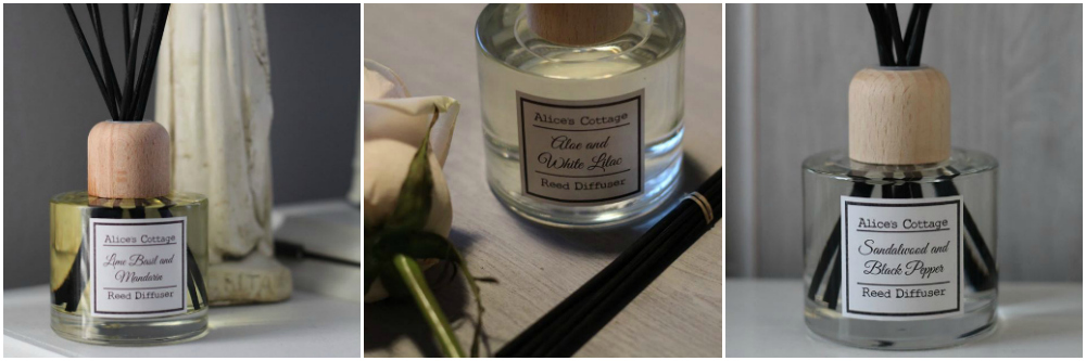 Alice's Cottage Reed Diffusers