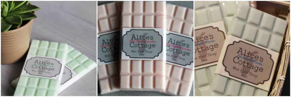 Alice's Cottage Wax Melts