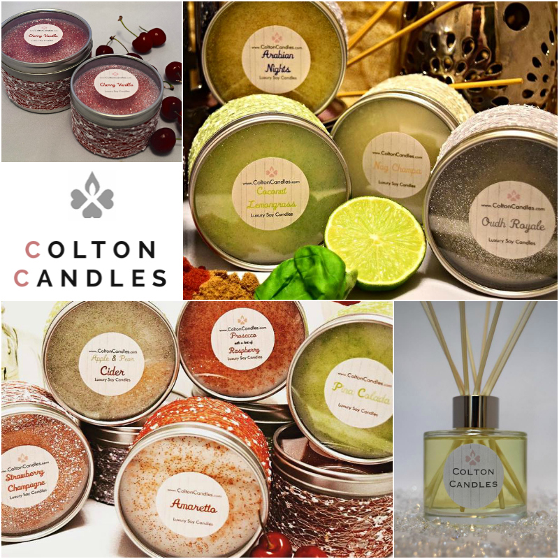 Colton Candles