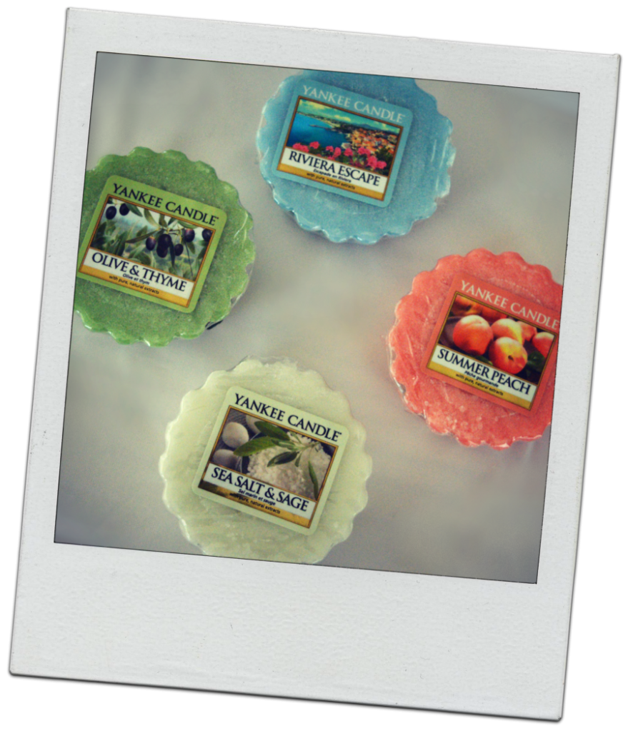 Yankee Candle Riviera Escape Collection from Love Aroma Review