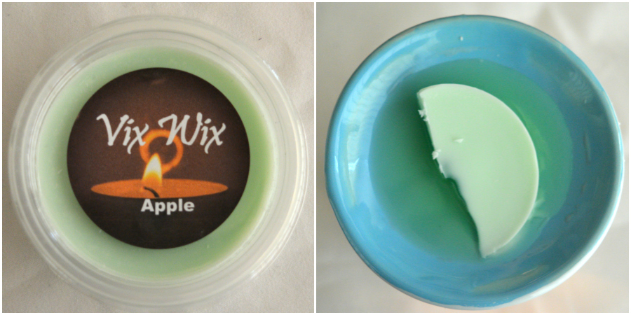 Vix Wix Apple Wax Melts