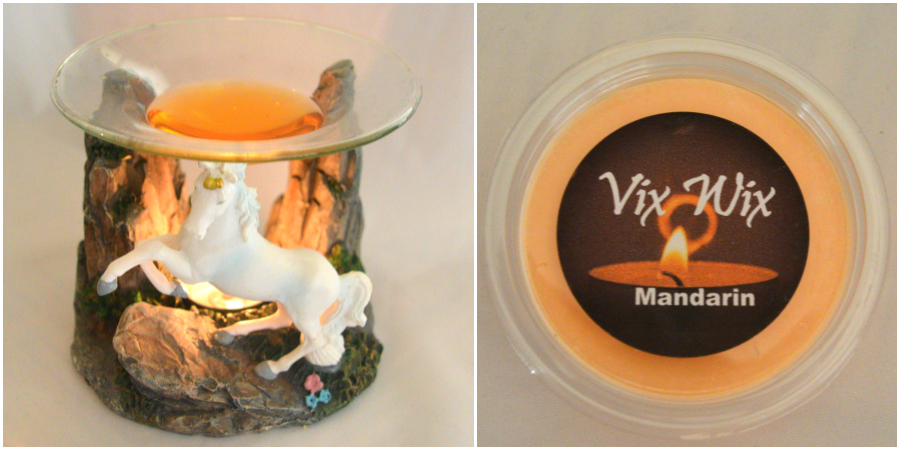 Vix Wix Mandarin Wax Melts