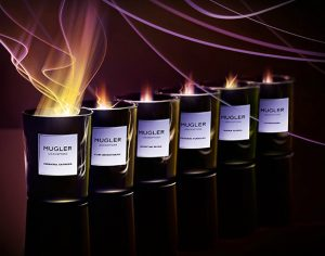 NEW Thierry Mugler LES EXCEPTIONS Candles