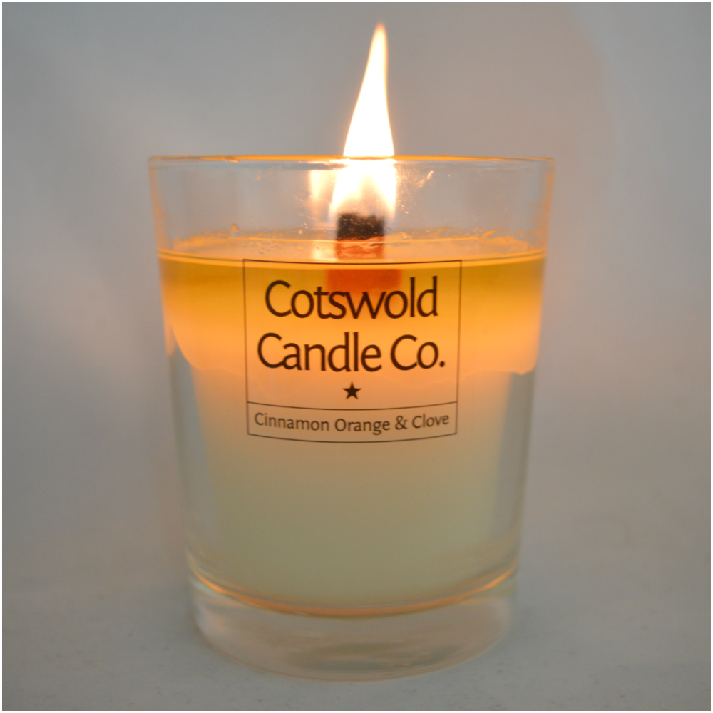 Cotswold Candle Company Cinnamon Orange & Clove Candle