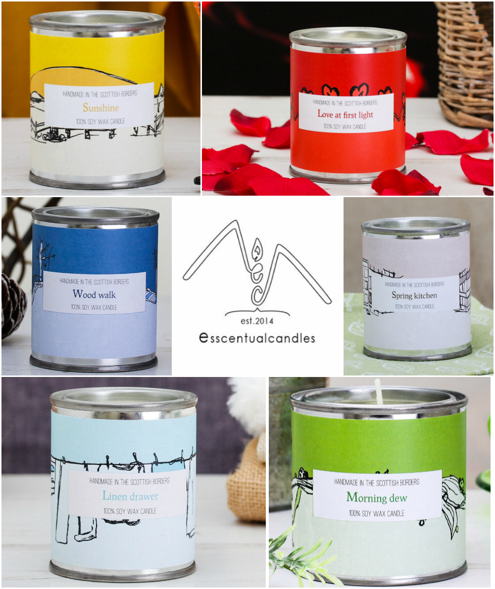 Esscentual Candles GB