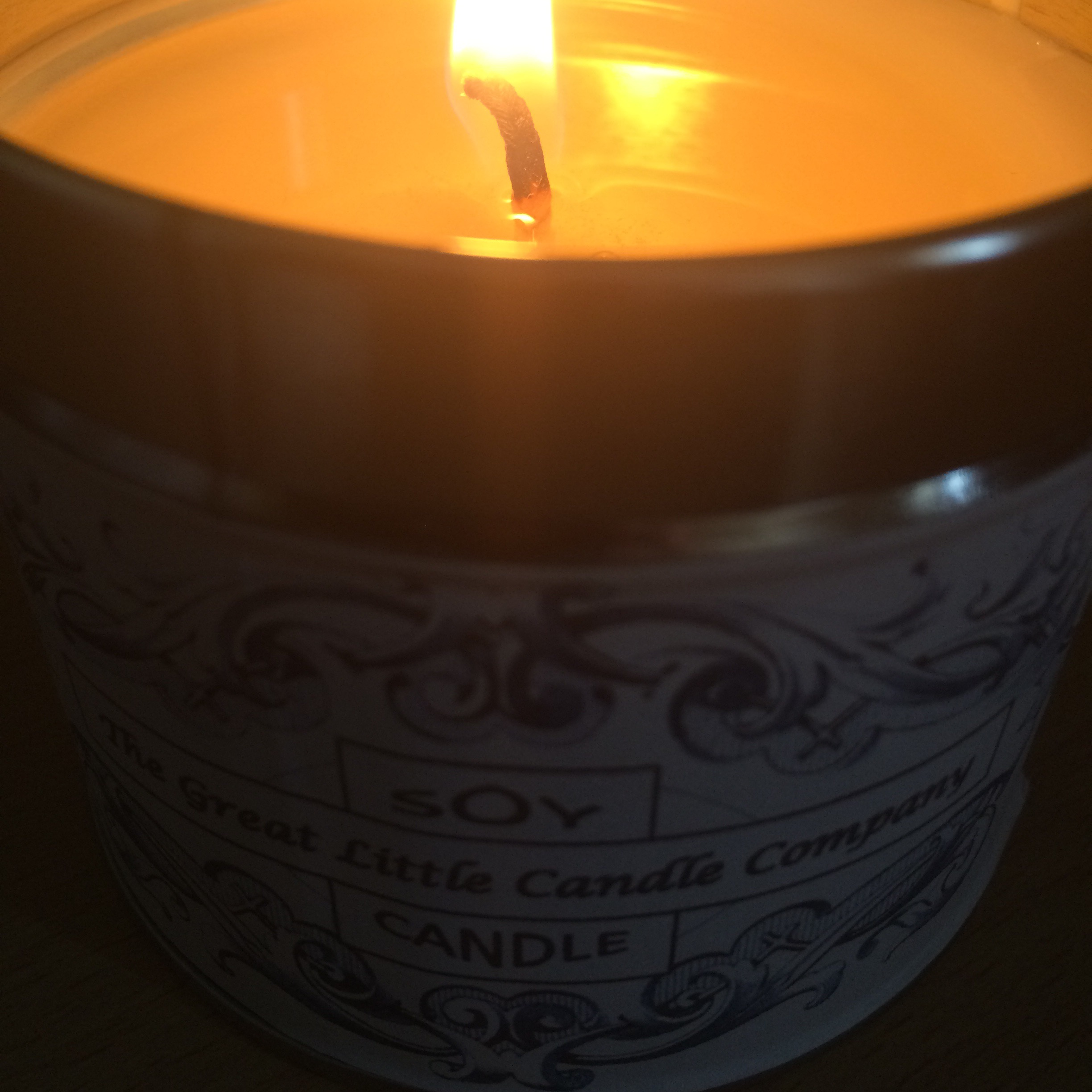 The Great Little Candle Company Blackberry And Bay Leaf