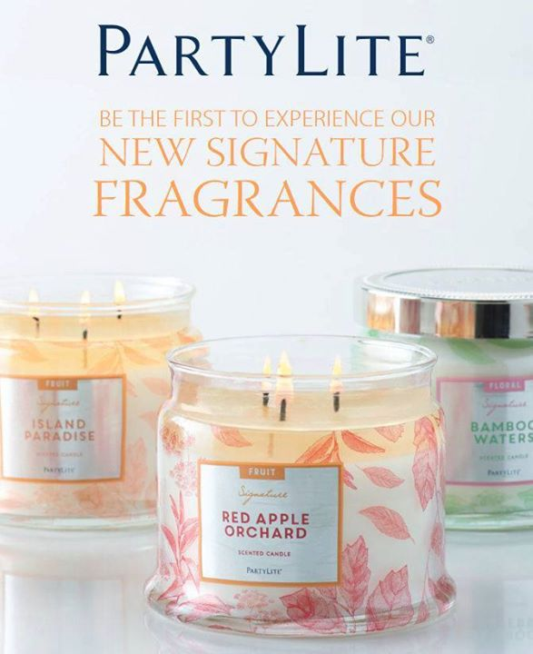 PartyLite Find Your Signature Everyday Fragrances & Review
