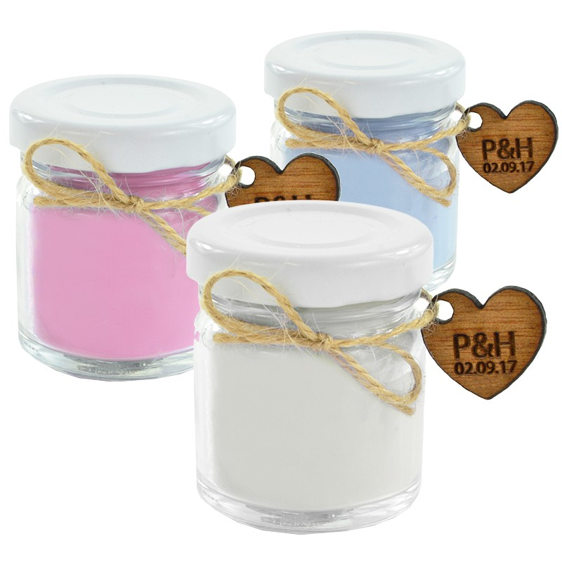 Flamingo Candles Wedding Collection Vanilla Lime