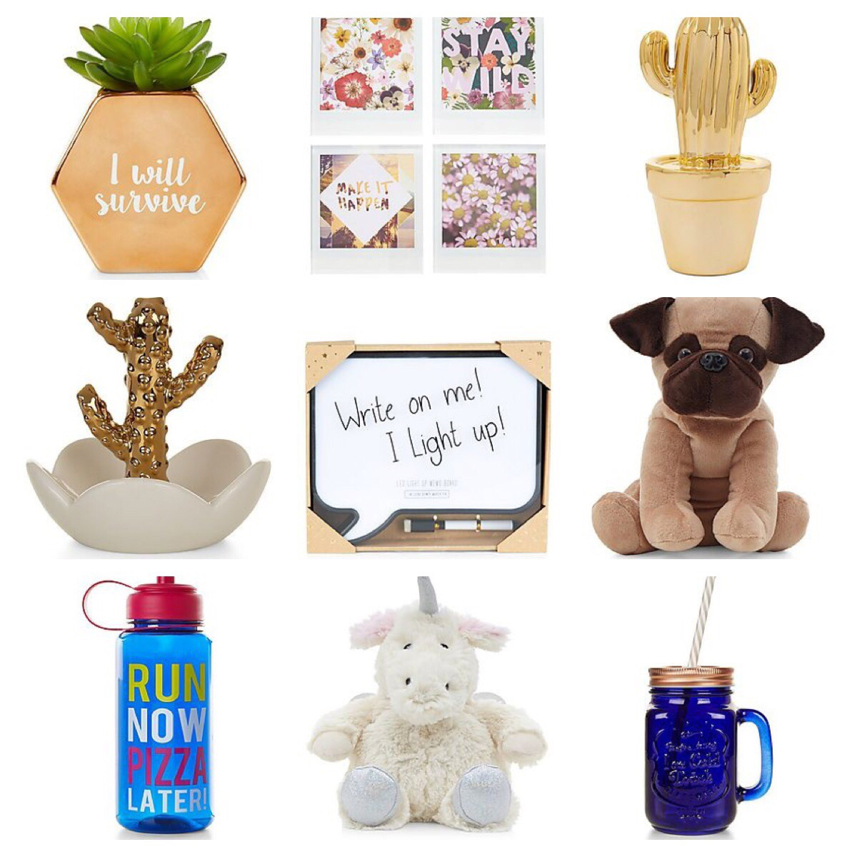 Latest New Look Homeware and Gifts