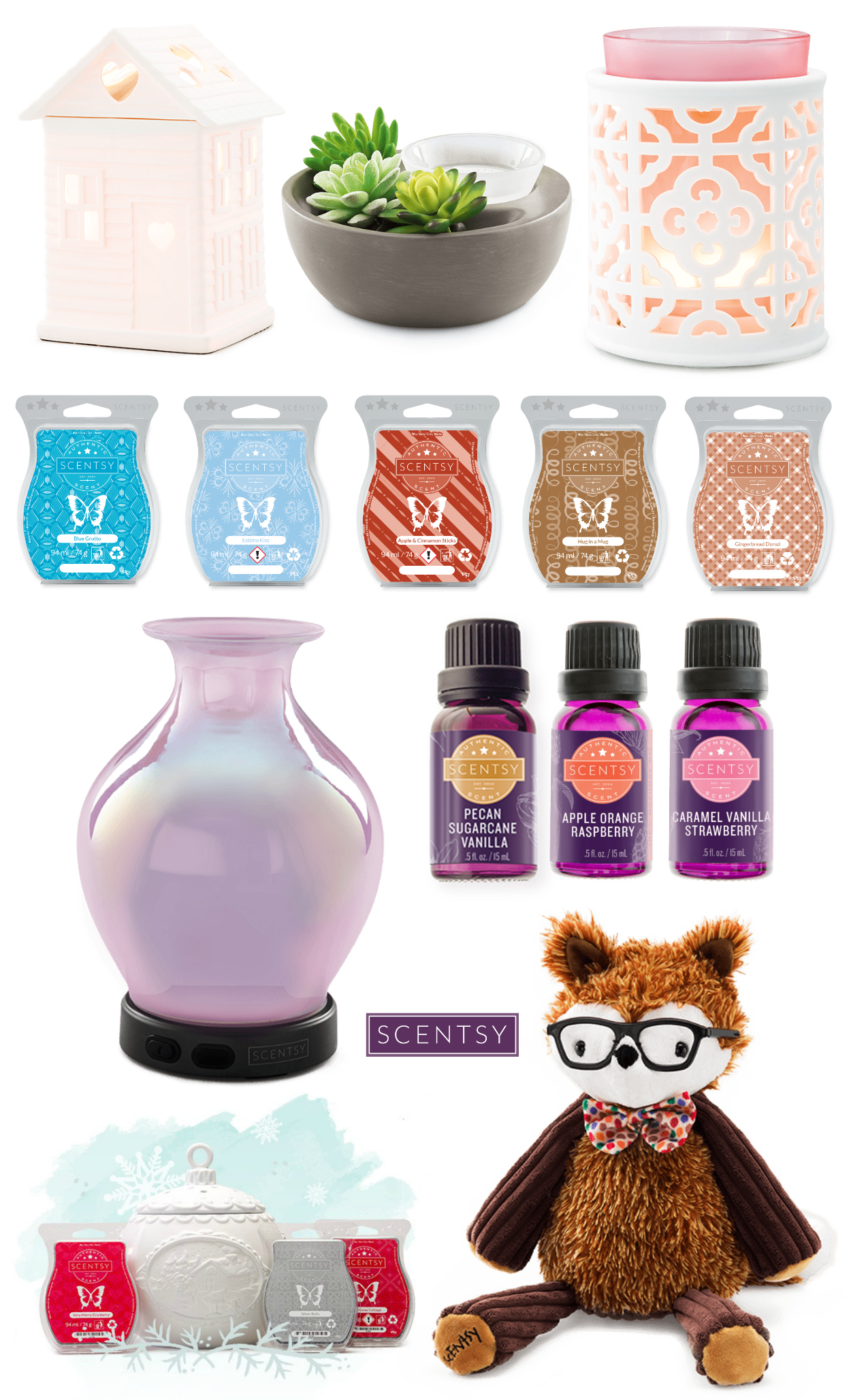 Scentsy Christmas Gifts.Christmas Gift Ideas From Scentsy Vanilla Lime