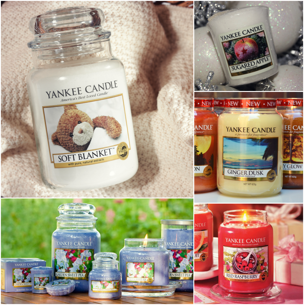 Yankee Candle Favourites